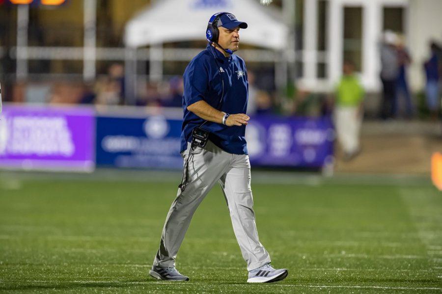Chad Lunsford out as head coach