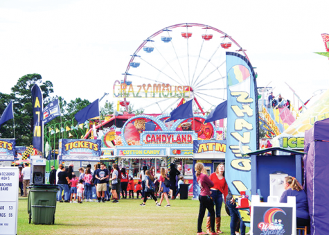 Kiwanis Fair returns to Statesboro