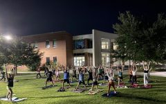 Gallery: Moonlight Yoga at Armstrong