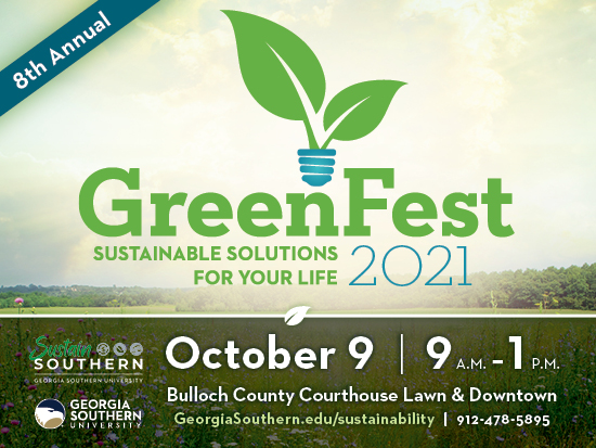 Sustain Southern hosting Green Fest, promoting green lifestyles