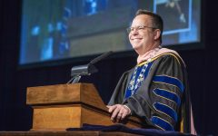 Musical Background Led Dr. Marrero to Administrative Success, Presidency